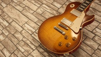 Gibson Les Paul 1958 VOS Chambered Custom IceTea 2009