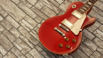 Gibson Les Paul 57 Harrison Pre-Series Lucy No 3 of 7