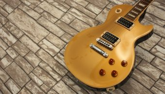 Gibson Les Paul Goldtop Slash Signature 2008