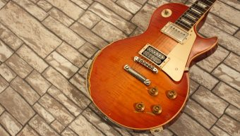 Gibson Les Paul 1958 Historic Select Aged 2015