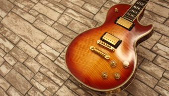 Gibson Les Paul Surpreme Collection Cherry Sunburst 2007