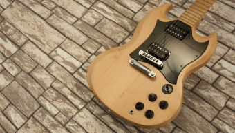 Gibson SG Raw Power Maple 2009