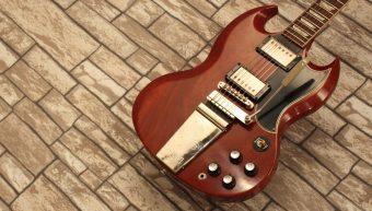 Gibson SG Standard VOS Custom Shop 2009 Maestro