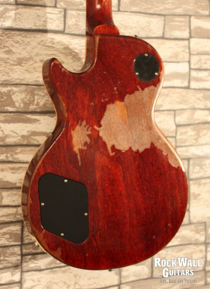 gibson les paul 1958 historic select aged 2015 rockwall guitars fine rare vintage m nster. Black Bedroom Furniture Sets. Home Design Ideas