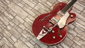 Gretsch G6119T Tennessee Rose 125th Anniversary 2008