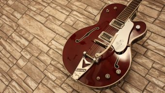 Gretsch G6119 – 1962HT Tennessee Rose 2009