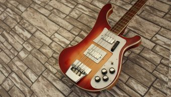 Ibanez Rickenbacker 4003 Copy 1974