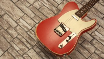 Maybach Teleman T61 Red Rooster Aged Custom Shop 2018