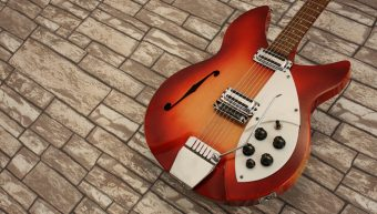 Rickenbacker Model 1997 Rose Morris 1964