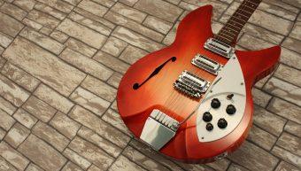 Rickenbacker Model 1998 Rose Morris 1964 345s