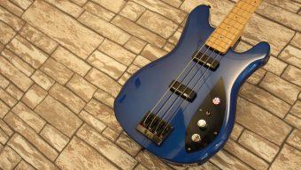 Rickenbacker 2020 MID Midnight Blue 1992