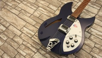 Rickenbacker 330 MID Midnight Blue | NEU!