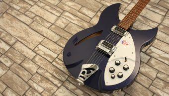 Rickenbacker 330 MID Midnight Blue | NEU!