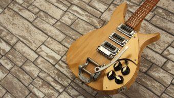Rickenbacker 350 Mapleglo Lennonized 1986