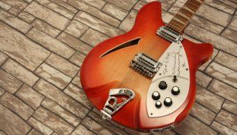 Rickenbacker 360-12 Fireglo 1966 Ex- Oasis