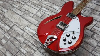 Rickenbacker 360-12 Ruby Red 1986
