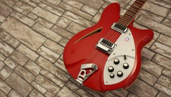 Rickenbacker 360 Red 1993