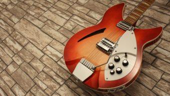 Rickenbacker 365 OS Fireglo 1966