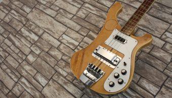 Rickenbacker 4001 Mapleglo 1978