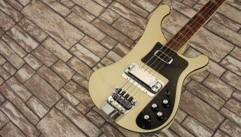 Rickenbacker 4001 White 1978