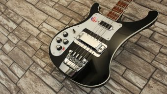 Rickenbacker 4003 LH Jetglo Lefty