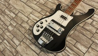 Rickenbacker 4003 LH Jetglo 2000 Lefty