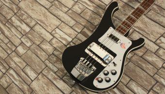 Rickenbacker 4003 MBL Matte Black 2020