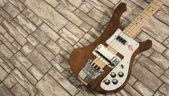 Rickenbacker 4003s Walnut 2020