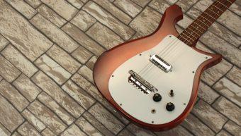 Rickenbacker 425 Fireglo 1964