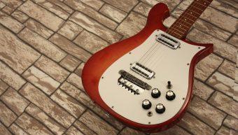 Rickenbacker 450 Fireglo 1973