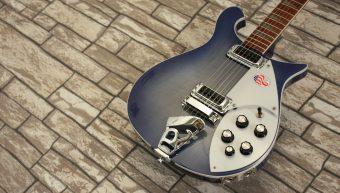 Rickenbacker 620 BlueBurst 2007