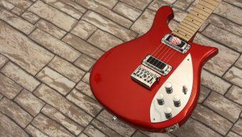 Rickenbacker 650c Ruby 2015