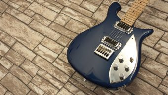 Rickenbacker 650c MID Midnight Blue 2003