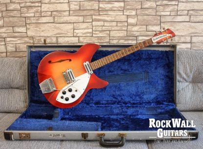 Rickenbacker Model 1997 Rose Morris 1964 – RockWall Guitars   Fine