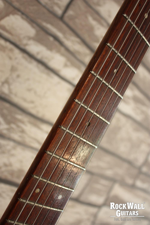 Rickenbacker 1997 Rose Morris 1964 Fireglo – RockWall Guitars   Fine