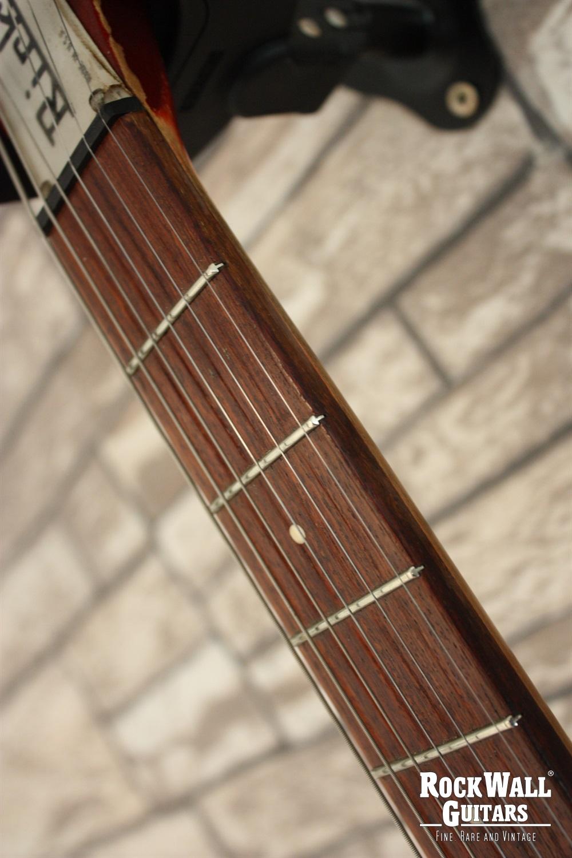 Rickenbacker 1997 Rose Morris 1964 Fireglo – RockWall Guitars | Fine