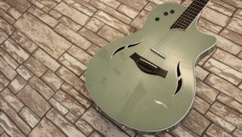 Taylor T5s Sage Green 2006
