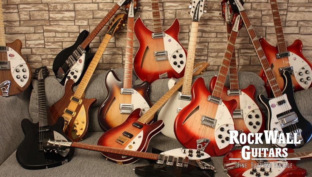 Rickenbacker Gitarren