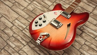 Rickenbacker 360 Fireglo LH lefty 2015