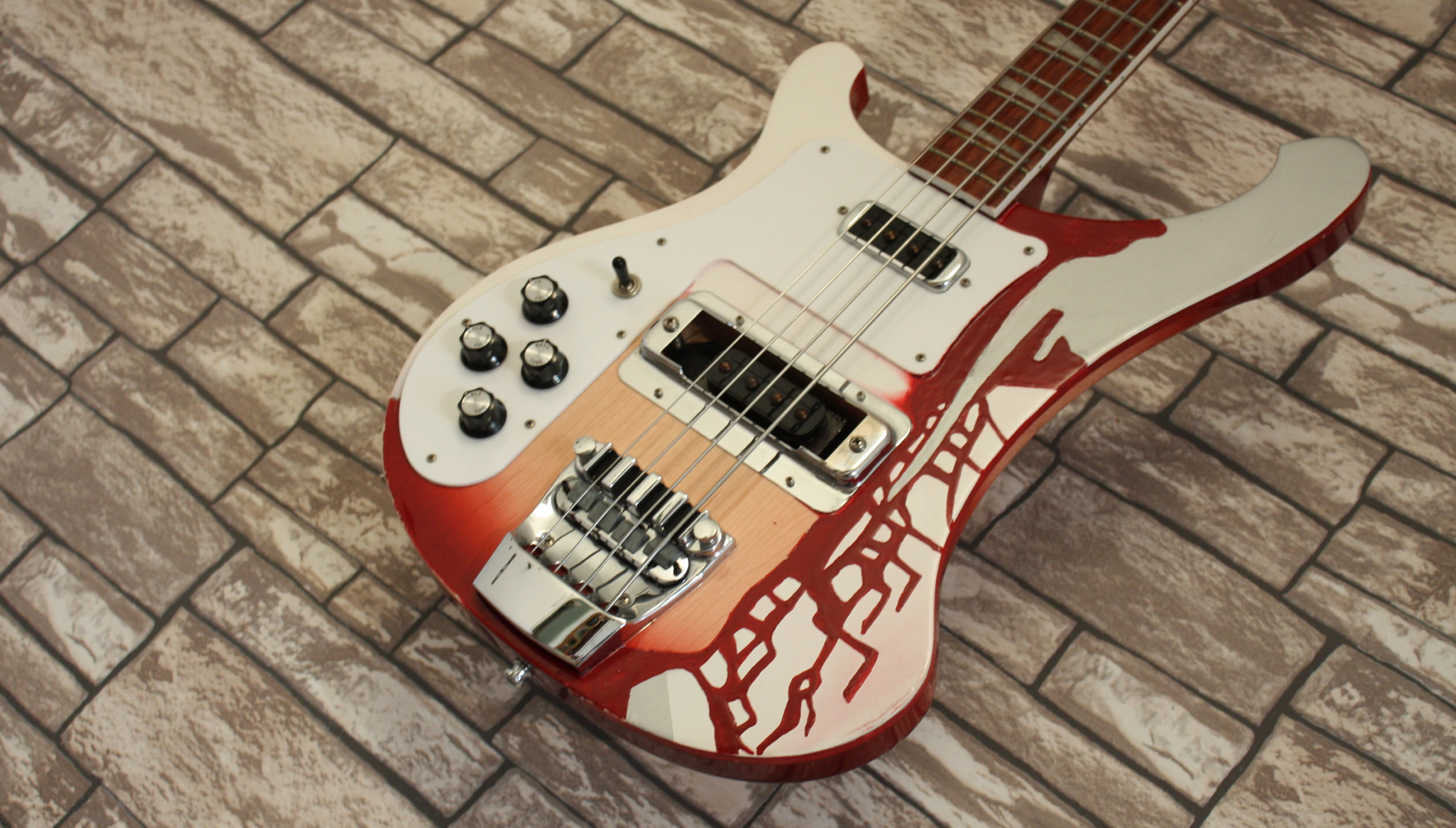 Rickenbacker 4003 Beatles Bass