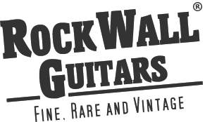 RockWall Guitars | Logo